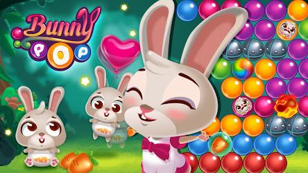 Bunny Pop مهكرة