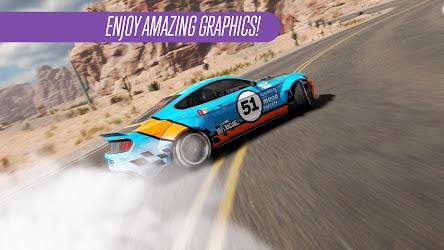 CarX Drift Racing 2 مهكرة للاندرويد