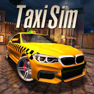 Taxi Sim 2020 مهكرة