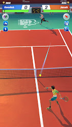Tennis Clash مهكرة للاندرويد