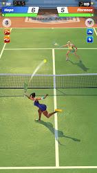 Tennis Clash اخر اصدار مهكرة