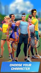 Tennis Clash مهكرة