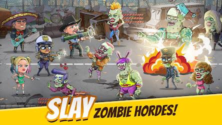 Zombieland مهكرة للاندرويد