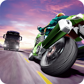 Traffic Rider Mod مهكرة